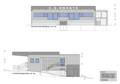 Onhaye - AVP03_élévations1